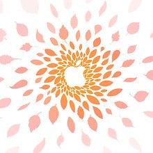 Apple Autumn Leaves