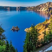 Crater Lake - Caldera Lake