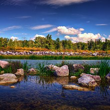 Gheraiesti Park Romania