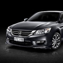 Honda Accord Modulo Bodykit