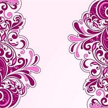 Floral Art Pink