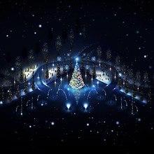Cool Christmas Scene