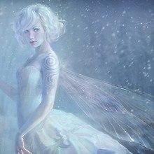 White Snow Fairy