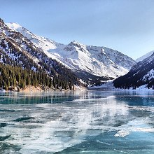 Ice Valley Lake