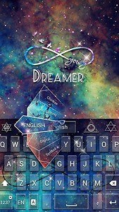 Dreamer Pro GO Keyboard Theme