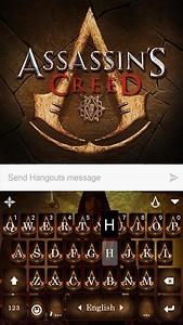 Assassin's Creed Kika Keyboard