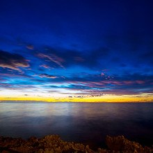 Perth Australia Sunset
