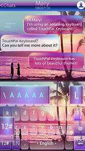 Enjoy Life Keyboard Theme