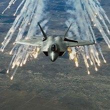 F 22 Raptor Jet