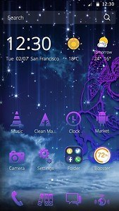 Virgo zodiac Theme
