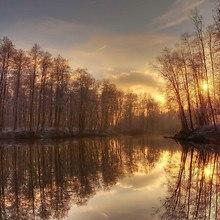Lake December